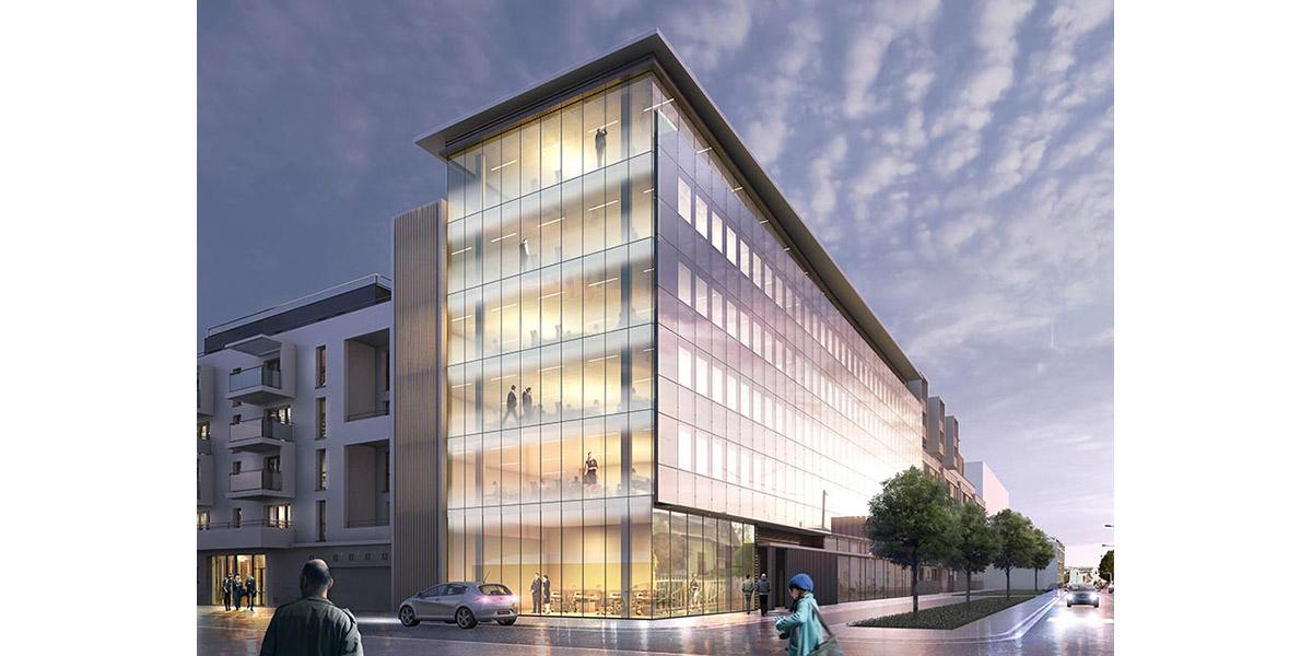 Bezons (95) / Immeuble de bureaux.