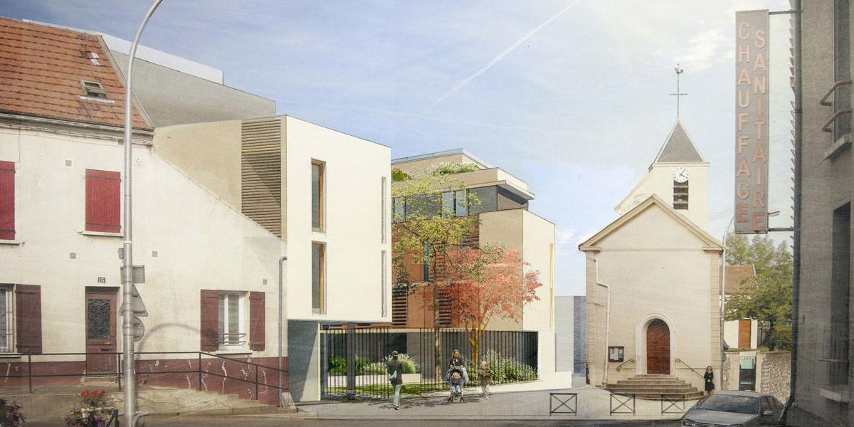 Bonneuil-sur Marne (94) / 60 logements locatifs sociaux