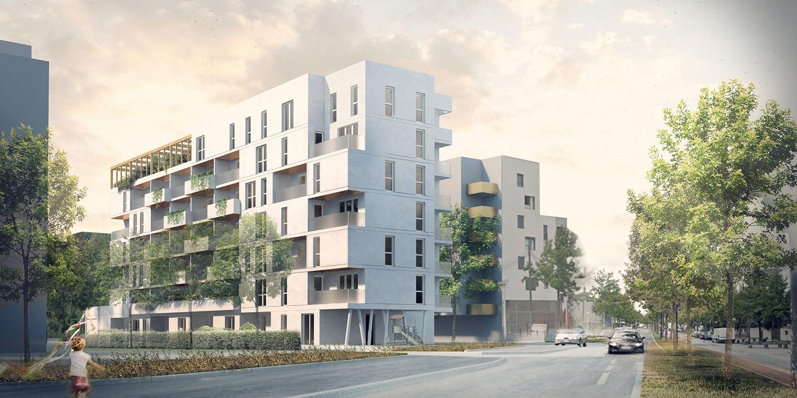 Champigny-sur-Marne (94) / 43 logements en accession