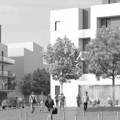 Chilly Mazarin (91) / Projet d'aménagement du site Découflé.