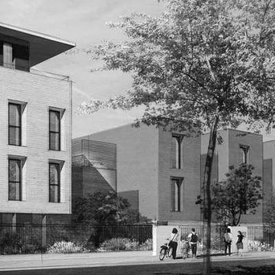 Drancy (93) / 39 logements collectifs et individuels.