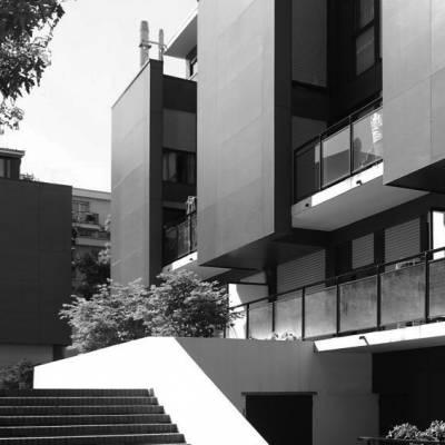 Fontenay-aux-Roses (92) / 40 logements collectifs.