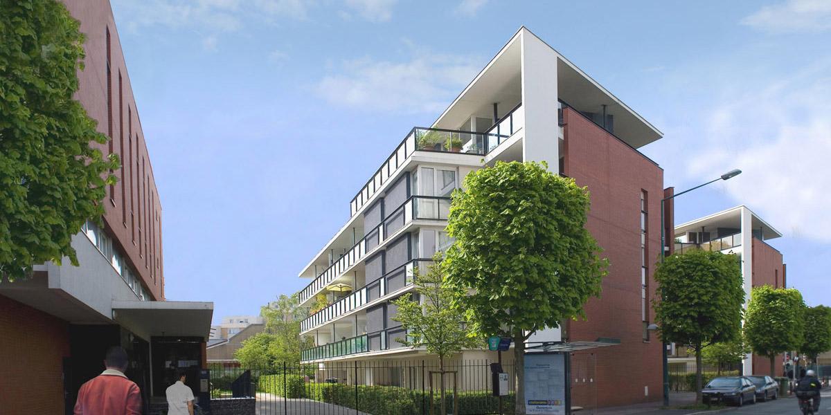 Fontenay-sous-Bois (94) / 57 logements collectifs