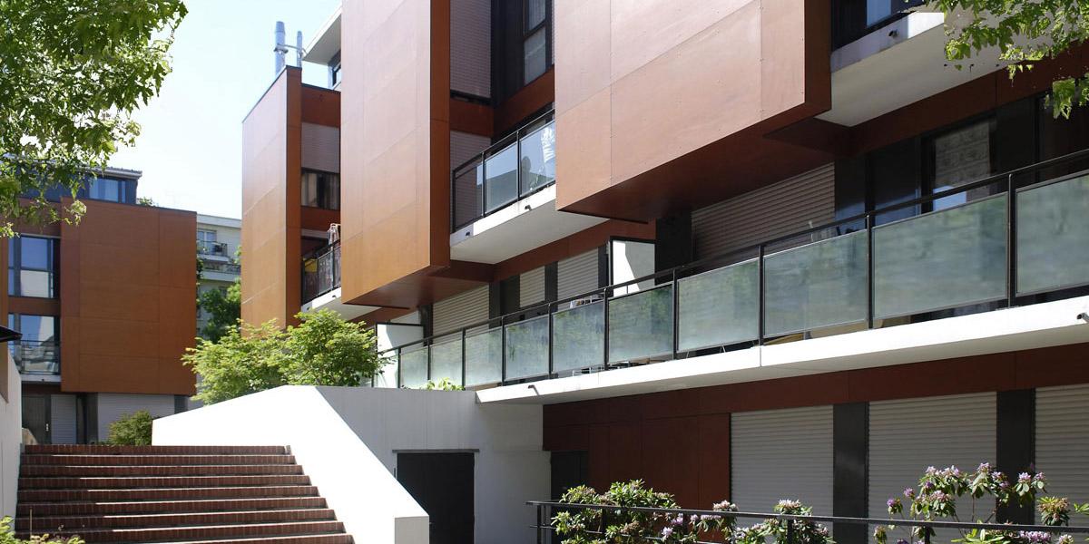 Fontenay-aux-Roses (92) / 40 logements collectifs