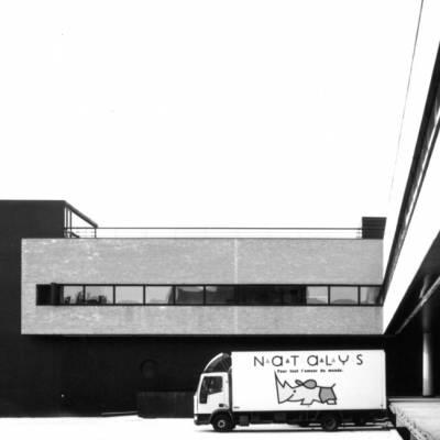 Nanterre (92) / Siège social, bureaux et entrepôts NATALYS – reconstruction.