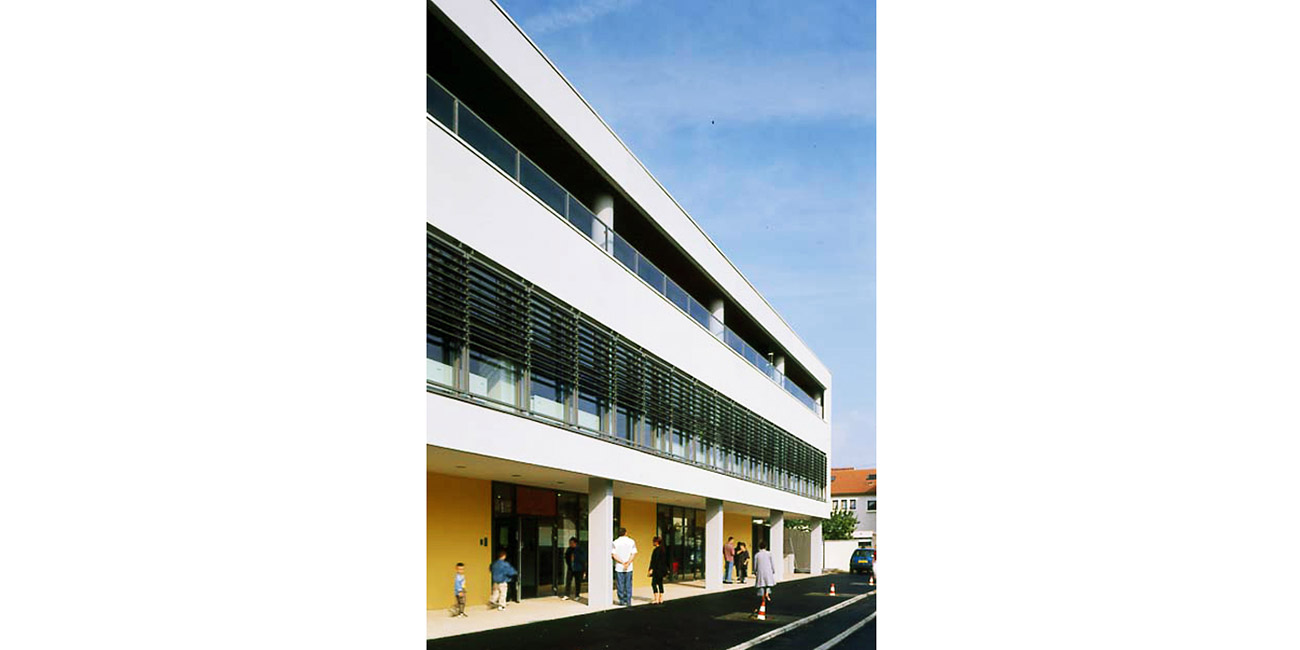 Villejuif (94) / Groupe Scolaire George Sand
