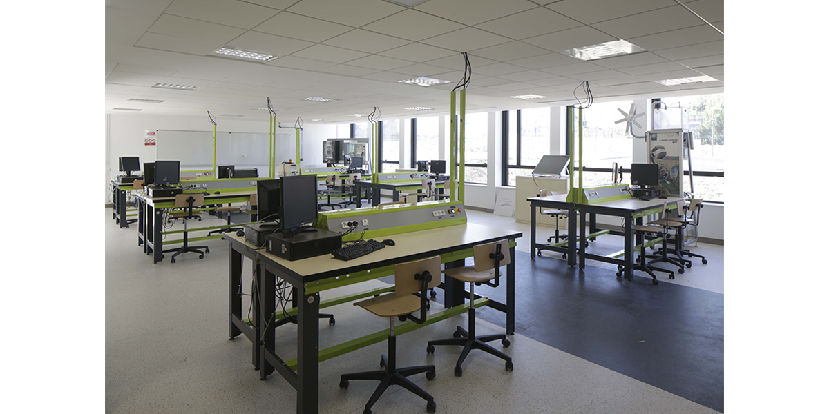 Rueil-Malmaison (92) / Lycée Richelieu Phase 3 / Bât. B - Réhabilitation lourde