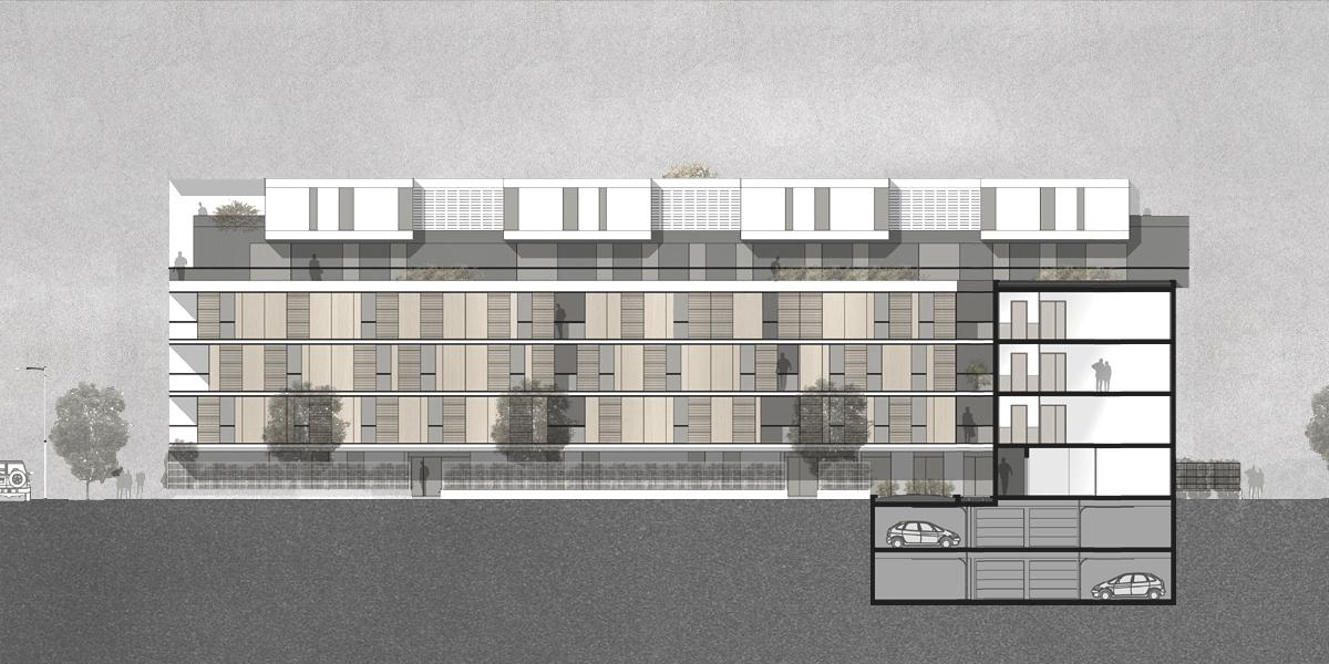 Les Ulis (91) / 45 logements locatifs