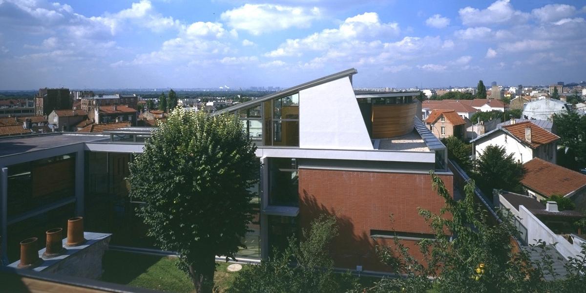 Fontenay-sous-Bois (94) / Ecole maternelle Françoise Dolto